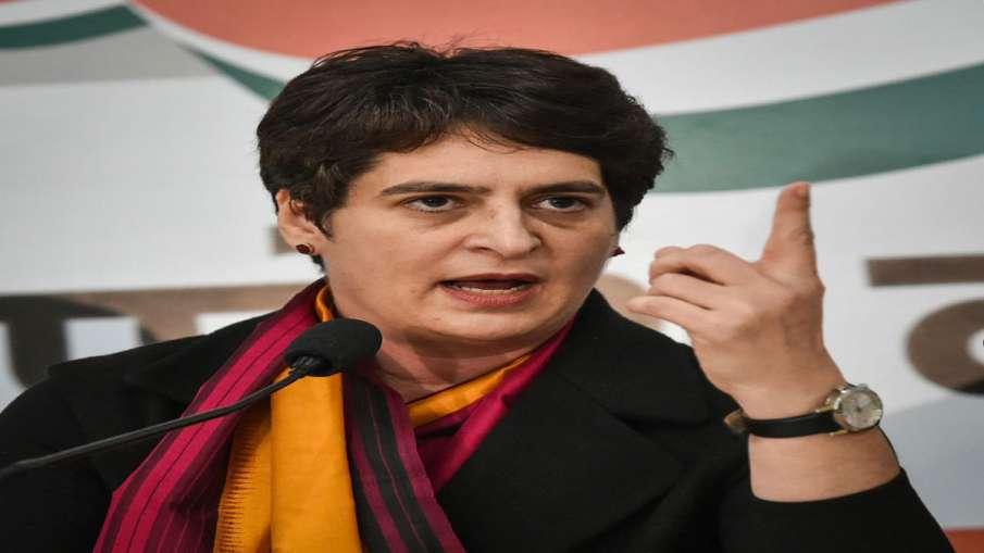 BSP पर प्रियंका गांधी का हमला, बताया BJP का अघोषित प्रवक्ता- India TV Hindi
