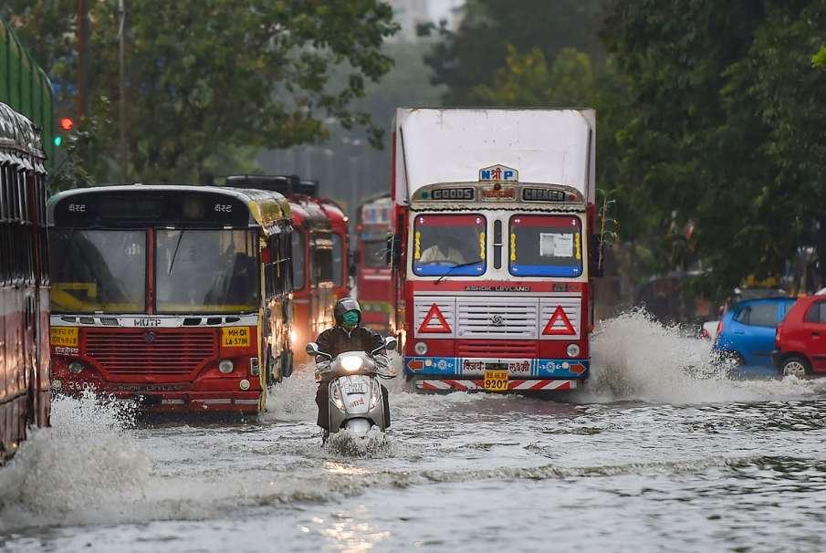 Mumbai Rain- India TV Hindi