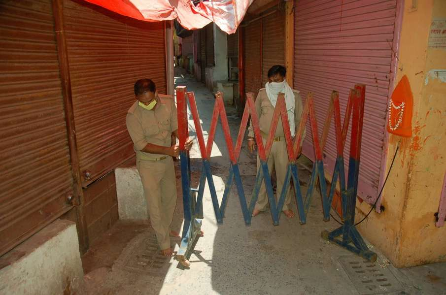 Lockdown in uttar pradesh- India TV Hindi