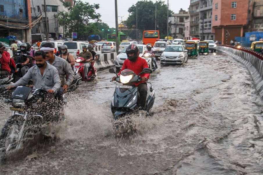 Rain in delhi ncr predicted on wednesday and thrusday । दिल्ली-एनसीआर में बुधवार, गुरुवार को होगी भा- India TV Hindi