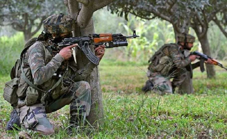 Jammu Kashmir: Encounter in Pulwama- India TV Hindi