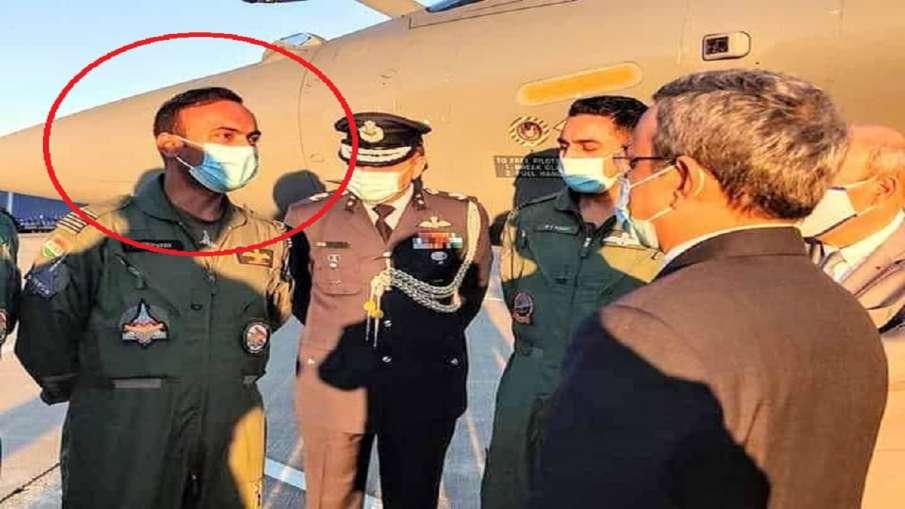 IAF pilot Abhishek Tripathi- India TV Hindi