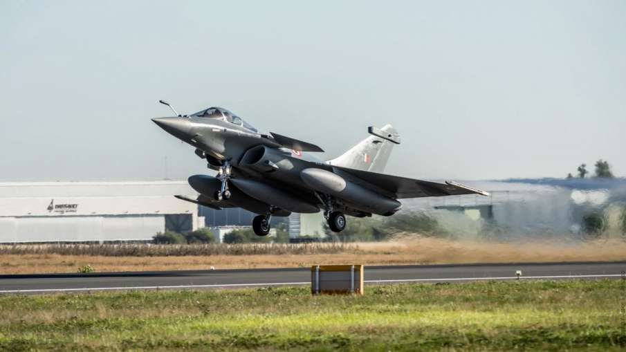 In view of Rafale's landing at Ambala Air Force Station section 144 imposed - India TV Hindi