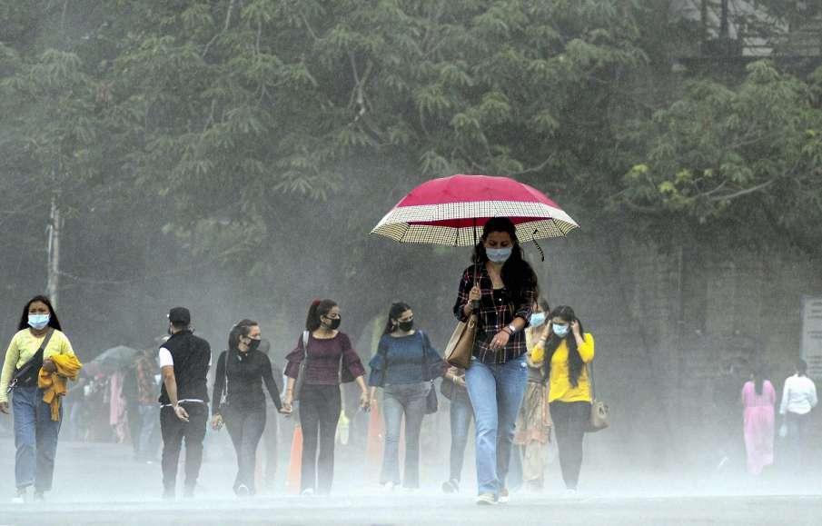 himachal pradesh heavy rain । इस राज्य में रविवार को भारी बारिश की चेतावनी जारी- India TV Hindi