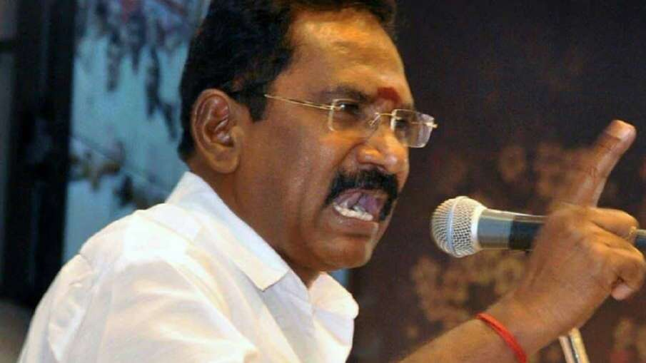 तमिलनाडु के सहकारिता मंत्री एवं अन्नाद्रमुक के वरिष्ठ नेता सेल्लूर के राजू कोविड-19 से संक्रमित पाये- India TV Hindi