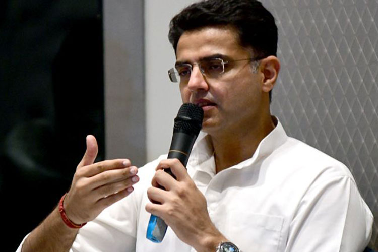 Sachin Pilot removed as Deputy CM and President of Rajasthan Congress, to hold press conference on W- India TV Hindi