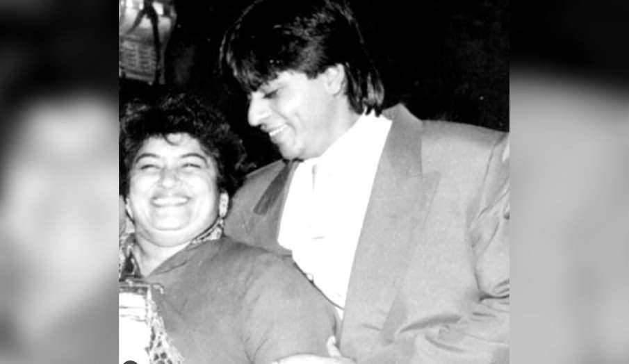 saroj khan and shah rukh khan- India TV Hindi