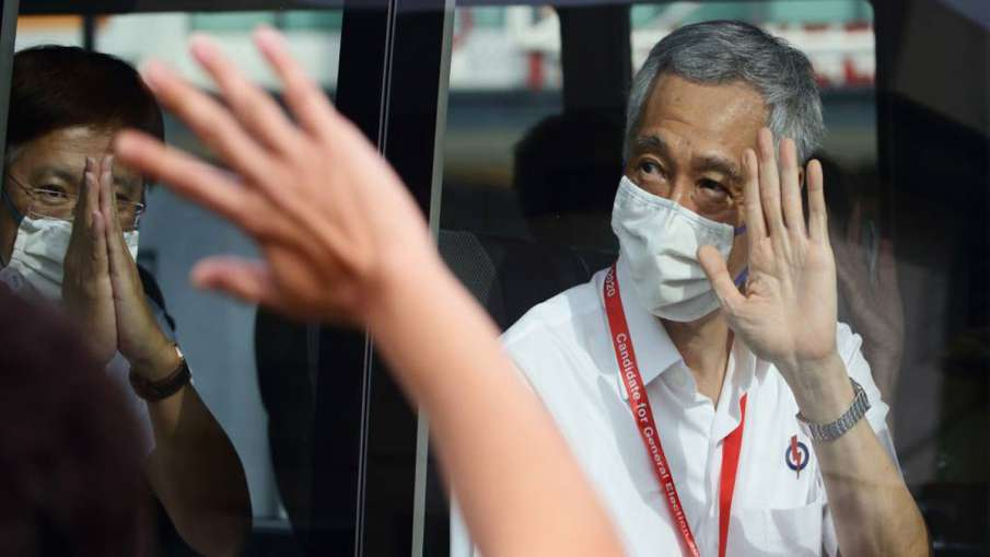 Singapore's ruling PAP wins general election- India TV Hindi