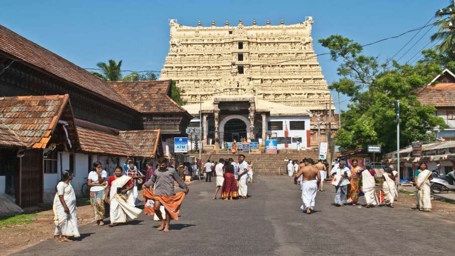SC upholds right of Travancore royal family in administration of historic Sree Padmanabhaswamy Templ- India TV Hindi