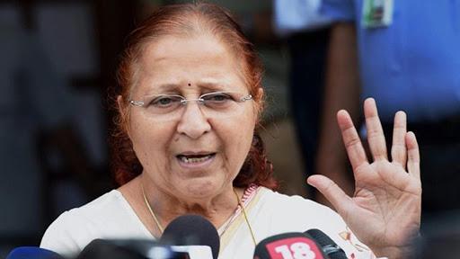 Former Lok Sabha speaker Sumitra Mahajan on Sachin Pilot and Rajasthan political crisis- India TV Hindi