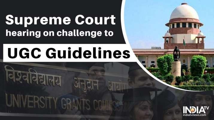 ugc exam guidelines supreme court hearing final year...- India TV Hindi