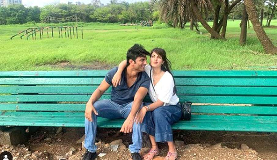 rhea chakraborty sushant singh rajput suicide case - India TV Hindi