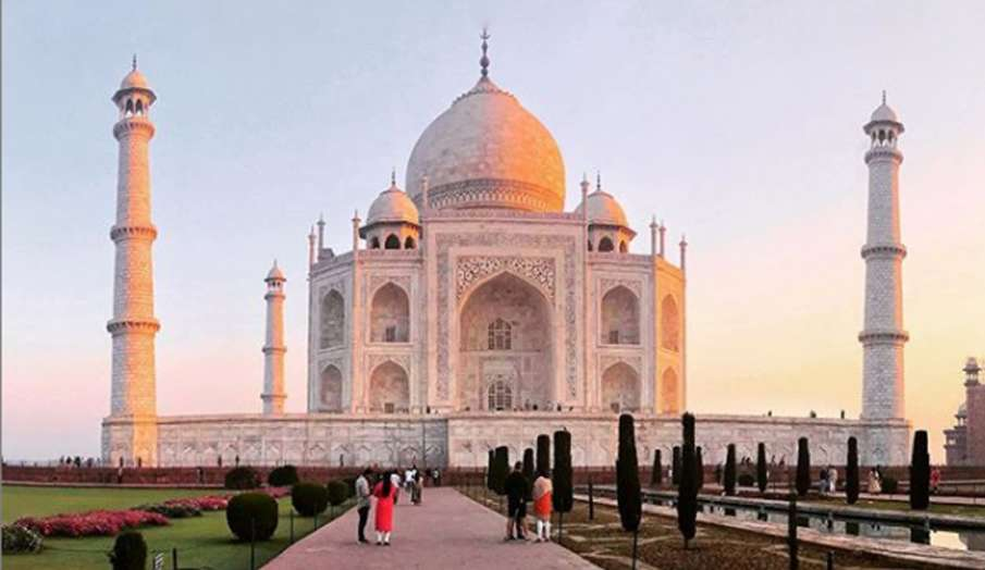 Latest News Taj Mahal And Red Fort And All Asi Monuments to Open From 6 july 2020 Amid Corona virus,- India TV Hindi