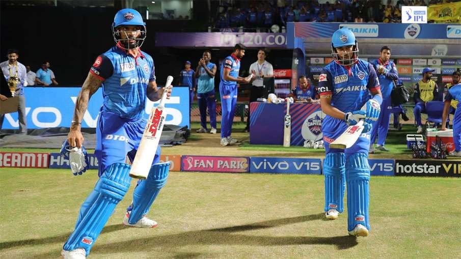 Delhi Capitals is considering setting up a camp for Indian players before IPL 2020- India TV Hindi