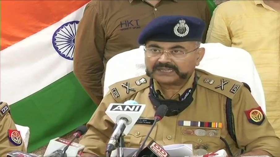 UP Police recovered AK-47 and INSAS rifle from Vikas Dubey's house, says Prashant Kumar, UP ADG Law - India TV Hindi
