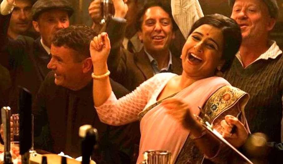 Vidya Balan five distinct looks- India TV Hindi