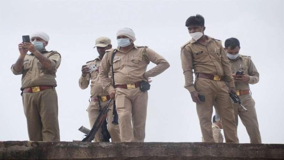 Vikas Dubey, kanpur encounter, Uttar Pradesh Police, Up Police- India TV Hindi