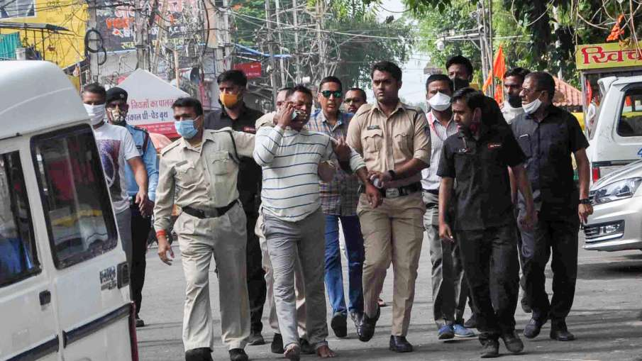 Two person arrested from Gwalior in connection with Kanpur encounter- India TV Hindi
