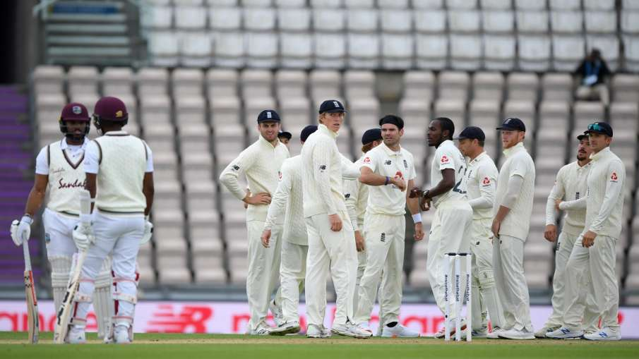 England vs West Indies Live Cricket Score 2nd Test Day Ball By Ball Live Updates From The Rose Bowl - India TV Hindi