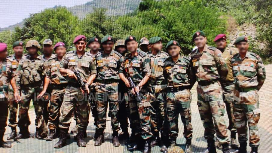 When MS Dhoni raised the value of the Indian Army as a Lieutenant Colonel, these unseen pictures cam- India TV Hindi