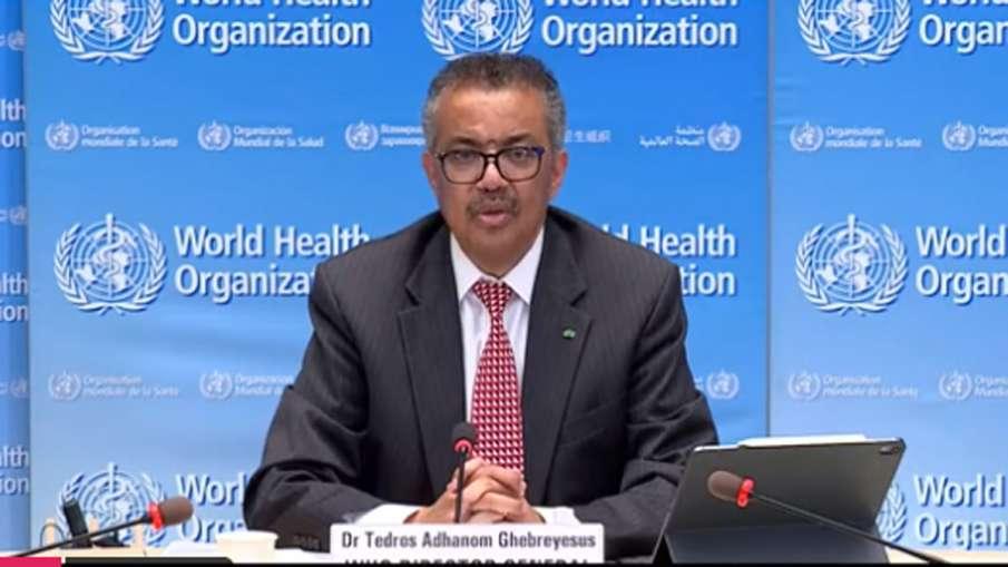 WHO chief praises Dharavi's efforts to contain coronavirus outbreak- India TV Hindi