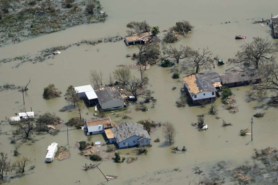 18 districts of 830 villages affected by flood in Uttar Pradesh- India TV Hindi