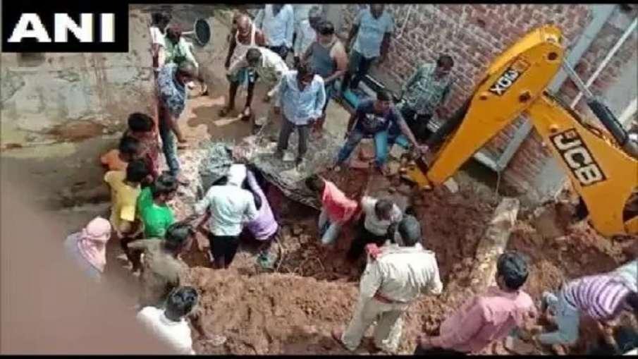 सेप्टिक टैंक में दम...- India TV Hindi