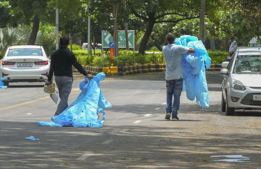 दिल्ली में कोरोना वायरस के 961 नए केस, एक्टिव केस की संख्या 10356 हुई- India TV Hindi