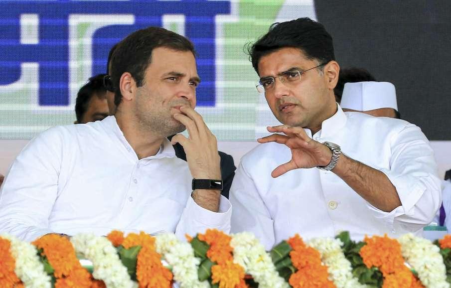 सचिन पायलट कांग्रेस में ही रहेंगे, पार्टी का आधिकारिक बयान आया- India TV Hindi