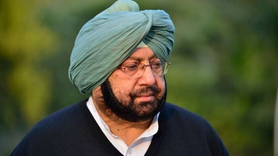 Punjab CM goes into self-quarantine after 2 Cong MLAs test COVID-19 positive- India TV Hindi