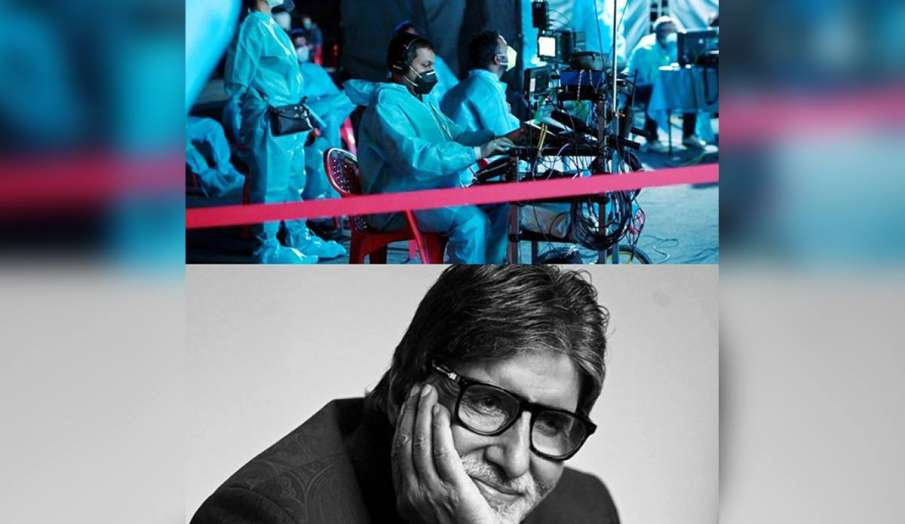 amitabh bachchan starts shooting of KBC 12- India TV Hindi