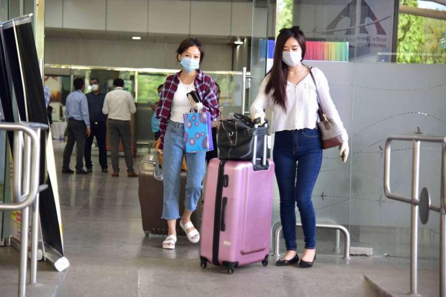 Coronavirus Cases in Arunachal Pradesh- India TV Hindi