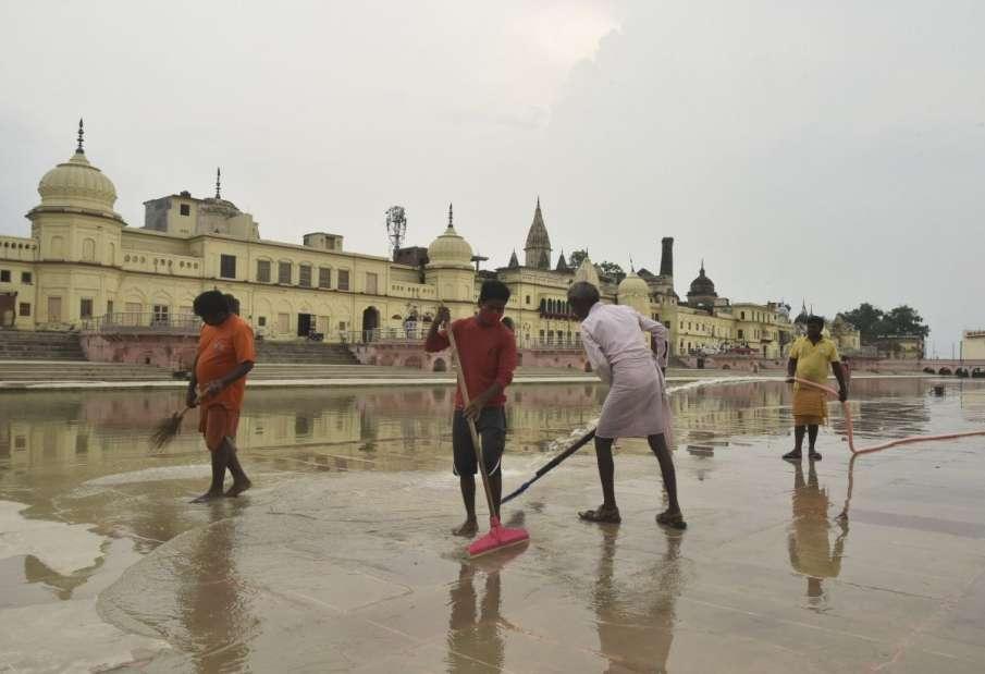 175 people including Advani and Joshi invited for Ram temple Bhumi Pujan- India TV Hindi