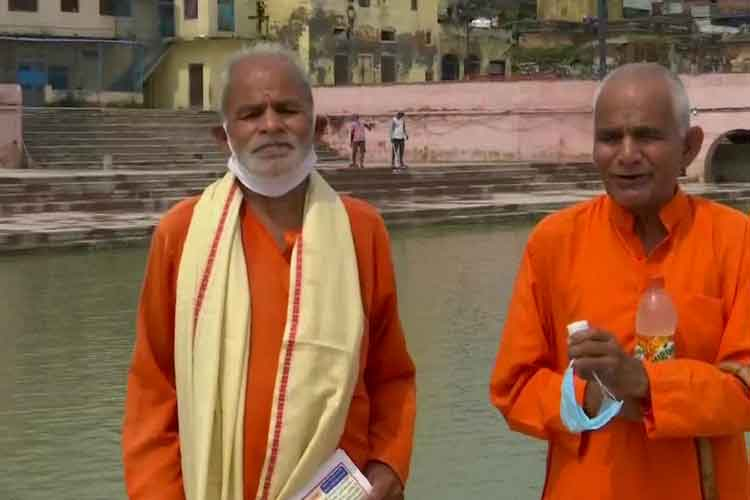 2 brothers, who have collected water from more than 150...- India TV Hindi