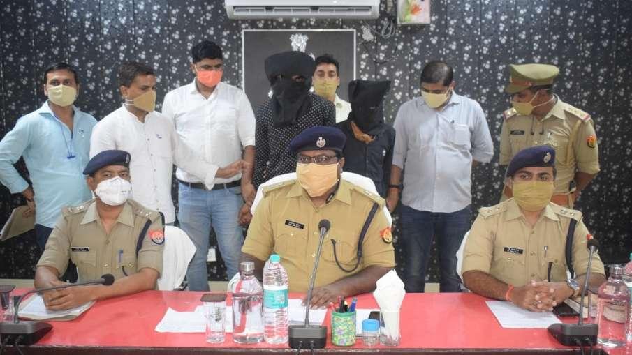 Azamgarh shooters, Azamgarh shooters Firozabad, Azamgarh, Shooters, Azamgarh shooters BJP- India TV Hindi