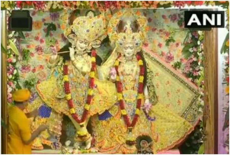 Krishna Janmasthan Temple- India TV Hindi