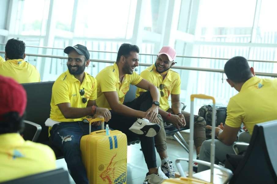 CSK, Chennai Super Kings, IPL, IPL 2020, IPL 2020 UAE, IPL UAE, CSK Covid19, CSK Coronavirus- India TV Hindi