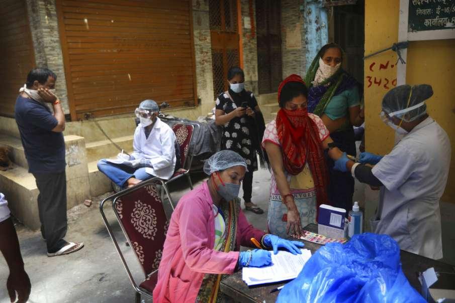 Coronavirus in Delhi- India TV Hindi