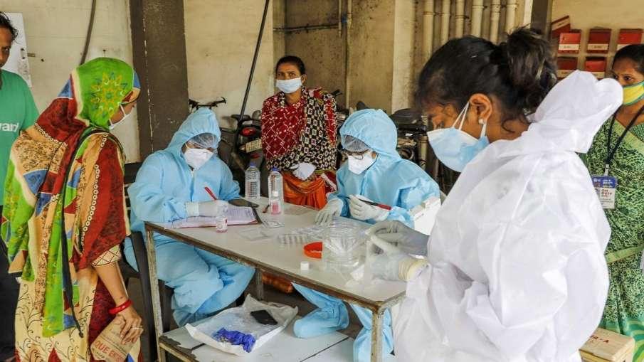 Coronavirus recovery rate in India surpasses 75...- India TV Hindi