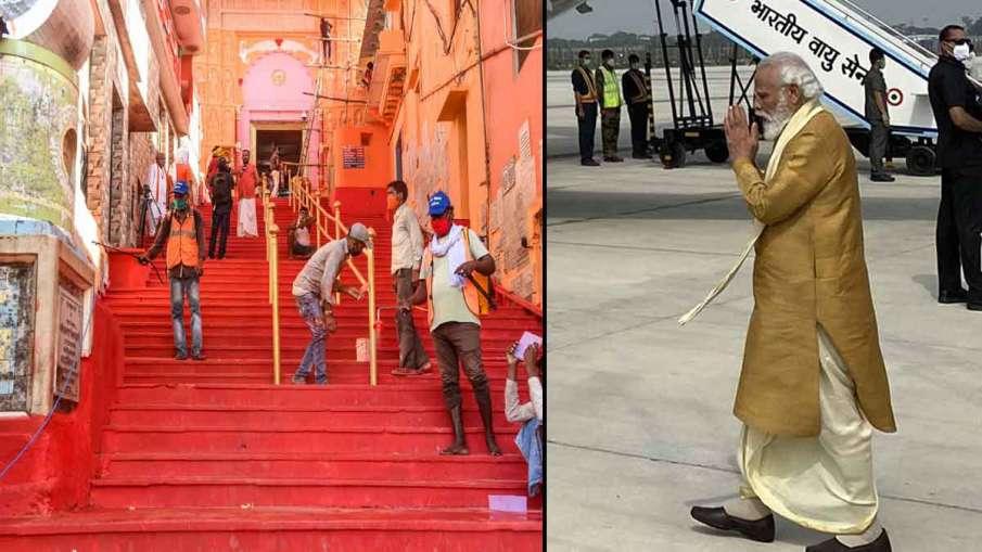 हनुमानगढ़ी का दर्शन...- India TV Hindi