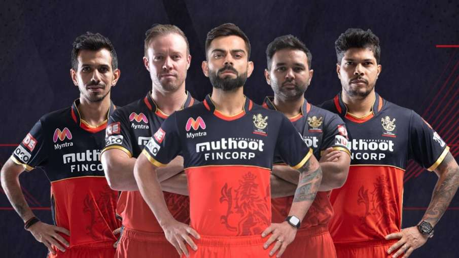 RCB players' jersey will be auctioned after the first match, know what is the reason- India TV Hindi