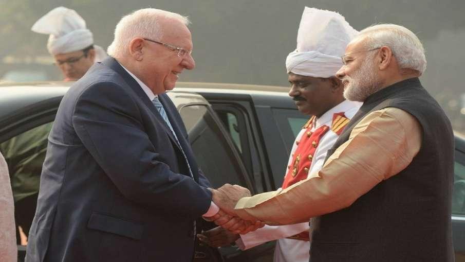 India-Israel friendship- India TV Hindi