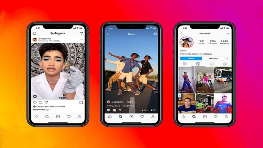 Instagram Reels is the most-preferred TikTok alternative for short videos in India- India TV Hindi