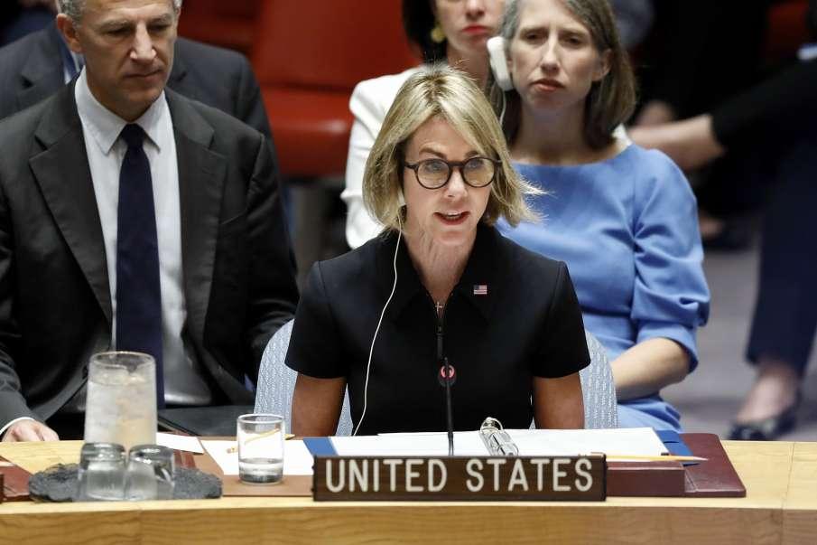 Iran Is No. 1 Sponsor of Terrorism, U.S. Says Ahead Of UN Arms-Embargo Talks- India TV Hindi