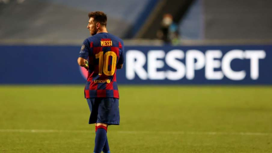 Lionel Messi's departure will affect the league - Spanish league president- India TV Hindi