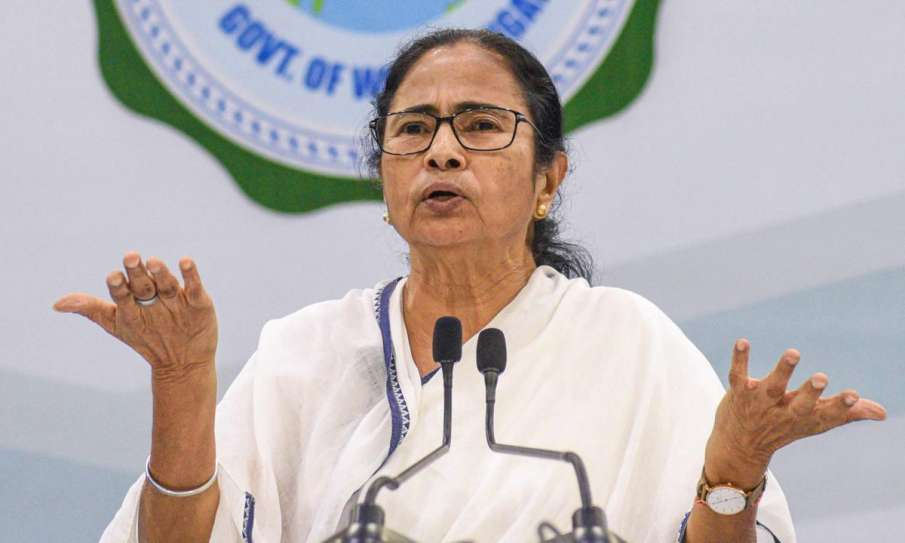 BJP's 'political epidemic' to be defeated in 2021 polls: Mamata Banerjee- India TV Hindi