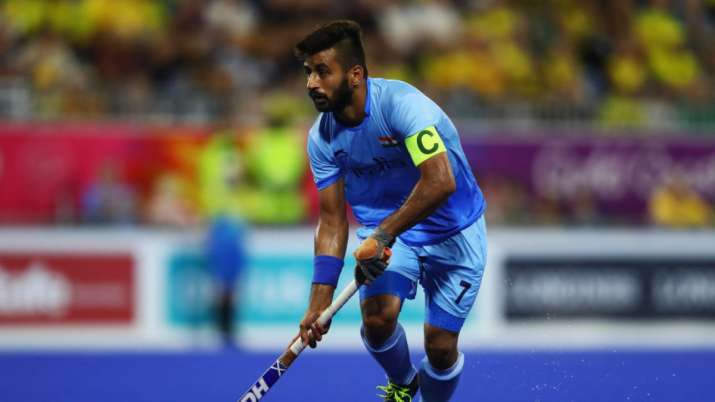 Manpreet Singh, Olympics, Indian Hockey Team - India TV Hindi