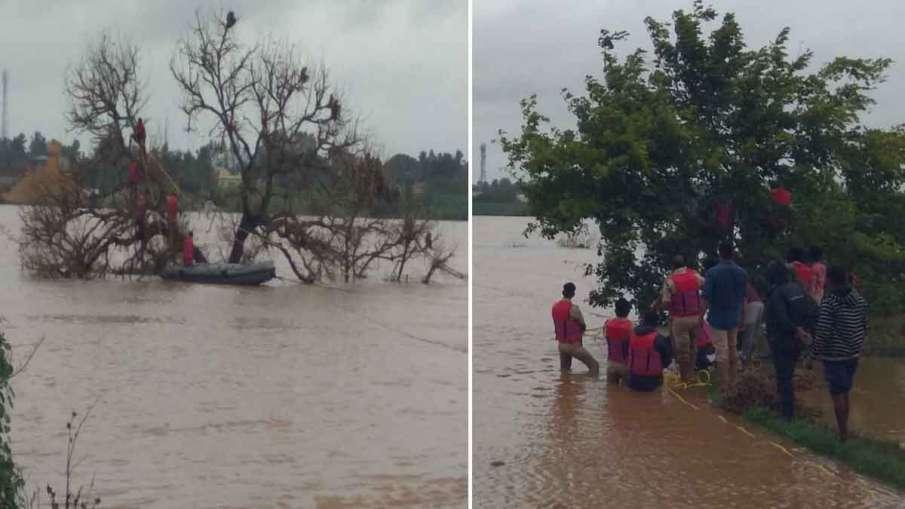 बाढ़ का पानी भरने से 2...- India TV Hindi