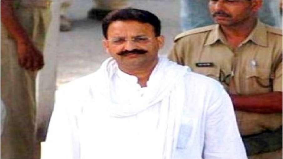 Administration demolishes another building of Mukhtar Ansari gang- India TV Hindi