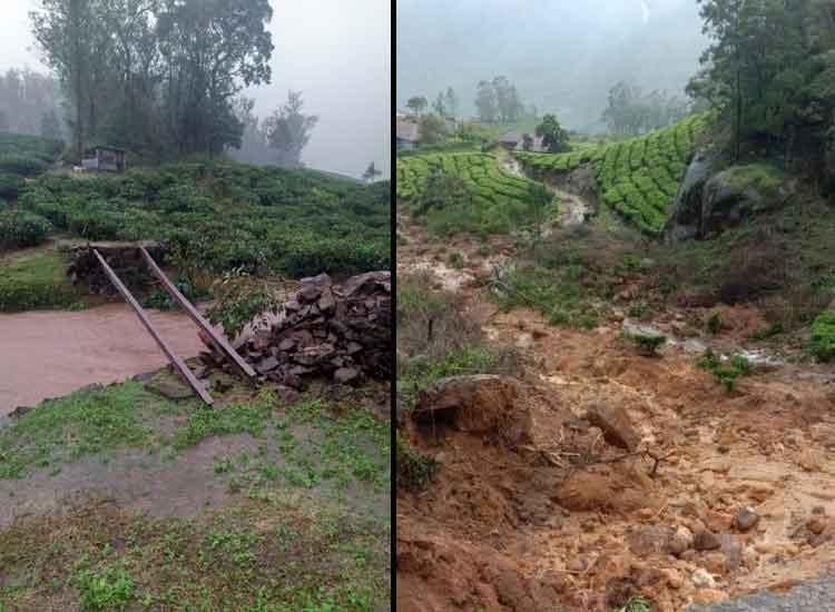 Munnar Landslide- India TV Hindi
